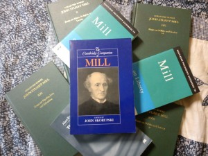 Some books from my personal Mill library