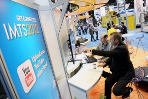 Social media in the manufacturing industry: IMTS 2012