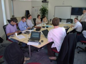 Boost the productivity of internal meetings with social collaboration