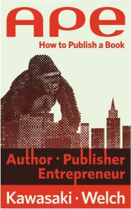 Amazon, Lean, APE, and the future of publishing
