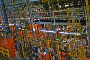 Collaborative manufacturing: Lean and social business