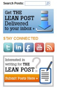 Lean Post social connection