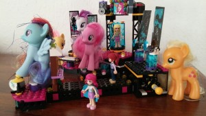 Marketing to girls - My Little Pony and LEGO Friends and Elves