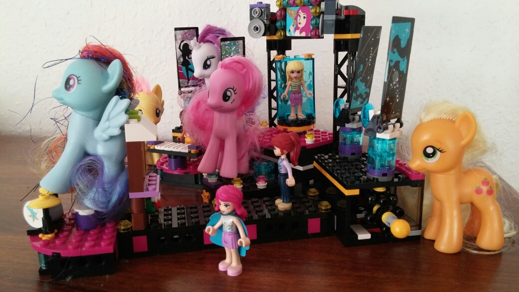Marketing to girls: My Little Pony and LEGO Friends and Elves