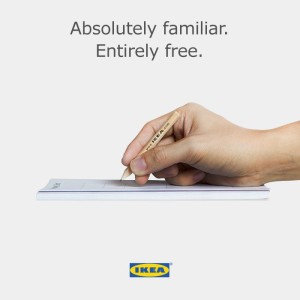 On IKEA Pencil and the Lean lesson within
