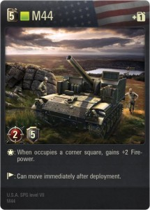 World of Tanks Generals - a different take on card game monetization